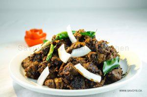 non vegetarian- kerala- beef fry