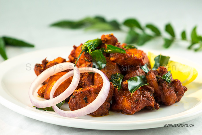 South Indian Chicken 65