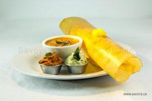 indian food - Ghee Dosa